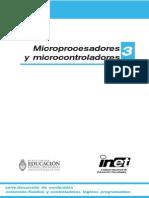 Microprocesadores y microcontroladores -Marcelo Estévez