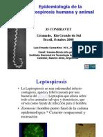 Dr Luis Samartino Epidemiologia de La Leptospirosis Humana y Animal