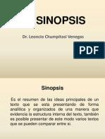 12. La Sinopsis