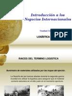 Intro NI - Unidad 14 - Logística A
