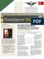 Transfigurist Quarterly Issue 7