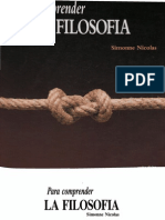 23890018 Nicolas Simone Para Comprender La Filosofia