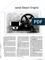 Geared steam engine part A