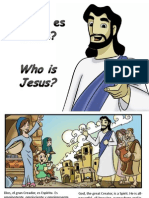 Quién es Jesús - Who is Jesus