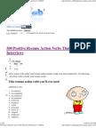 500 Positive Resume Action Verbs That Get Job Interviews _ JobMob