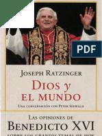 ratzinger, joseph - dios y el mundo.pdf