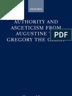 Authority Asceticism