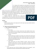 Resume Postpartum