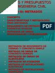 METRADOS