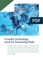 Grander Tech for Swimming Pools