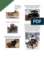 Evolucion Del Automovil