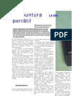 LX654 ACUPUNTURA PORTATIL