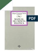 Transiciones políticas (En manual de ciencia política)
