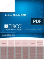 AMX BPM Overview Presentation From Tibco