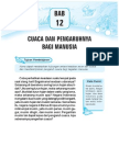 12. Cuaca Dan Pengaruhnya Bagi Manusia