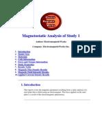 magnetic lifting
