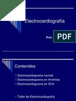 electrocardiografía[1][2] 2012