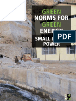Green norms for green energy