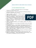 Lista Carti Engl de Nutritie Biblioteca UMF