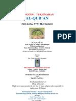 Juz 30 82 Indonesia & English Al-Infithar