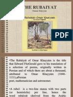 Persian the Rubaiyat 4-2