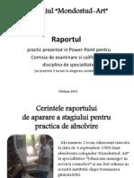 Raportul