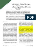 2El TDAH en la Práctica Clínica Psicológica