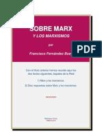 Sobre Marx y Los Marxismos