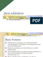Thalassemia Dr. Dina