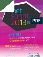.NET Sprint 2013