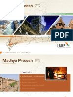 Madhya Pradesh economics for psc