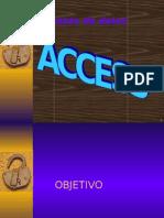 Curso Basico Bases de Datos ACCESS