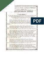 Old Theology Quarterly January 1897