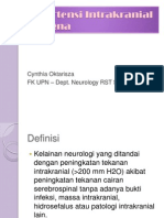 Hipertensi Intrakranial Benigna