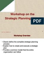 Strategic Planning Model4360