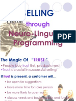 Selling Through NLP June 2011