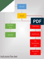 Audit Process Flow Sheet Quality Management System