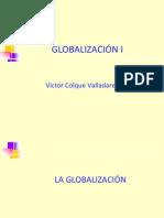 GLOBALIZACIÓN I