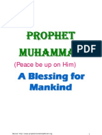 Blessing Mankind