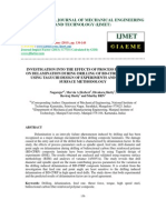 Investigation Into the Effects of Process Parameters on Delamination-2
