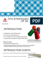 Growth Strategies of SIL (2)