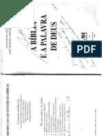 ARTOLA, Antônio M. e outro, Bíblia e a Palavra de Deus.pdf