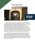 Sejarah Singkat Benteng Ujung Pandang