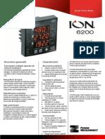 Brosura ION 6200