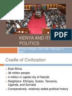Kenya Political system