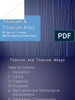 Titanium & Titanium Alloy