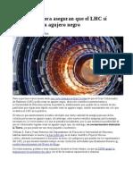 Historias sobre el Acelerador de partículas