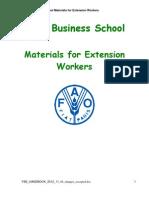 Farmer Business School Handbook