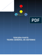 E0 Tercera Parte - Teoria General de Sistemas