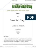 The Great Red Dragon or LONDON MONEY POWER by L.B.wolfolk (1889) - Complete